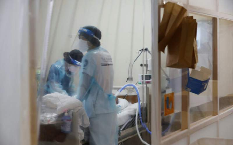 لحظاتی پای درد و دلهای بیماران کرونایی