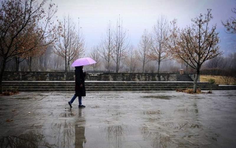موج جدید بارشی پنجشنبه به پایتخت میرسد