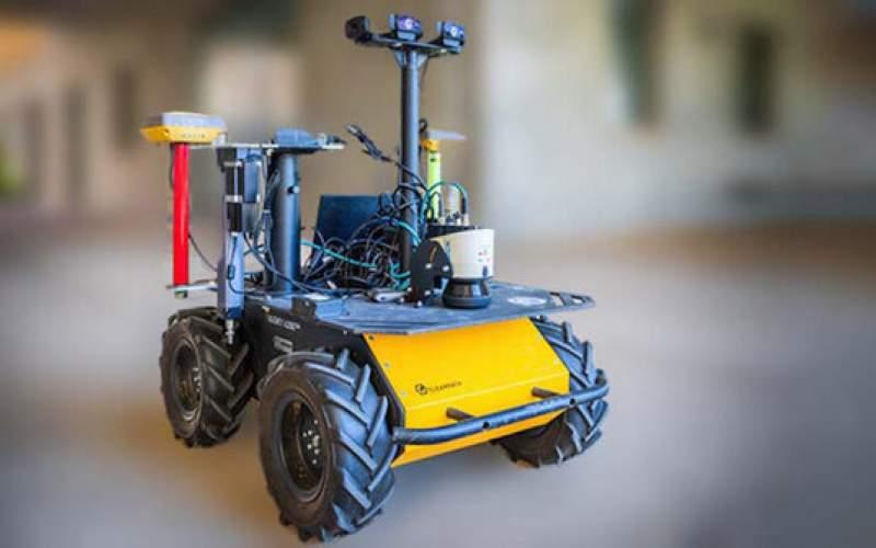 رباتی که آبیاری محصولات را گوشزد میکند