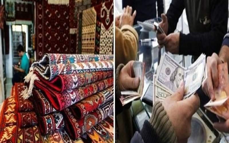 مردم به خرید سکه و ارز مشتاقترند تا فرش!