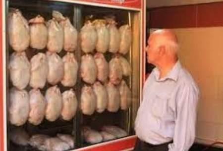 قیمت مرغ به ۴۰هزار تومان هم رسید