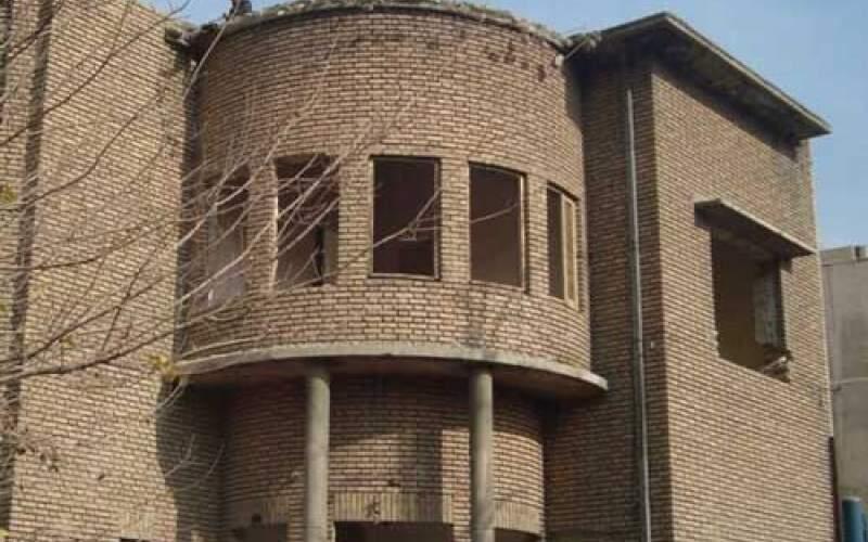خانه زند نوابی در تهران تخریب میشود