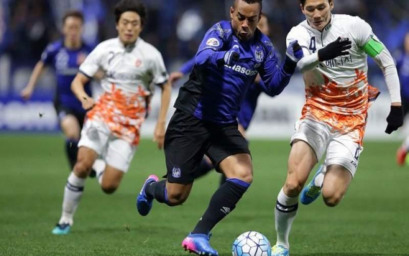 پیروزی نمایندههای کره جنوبی در لیگ قهرمانان