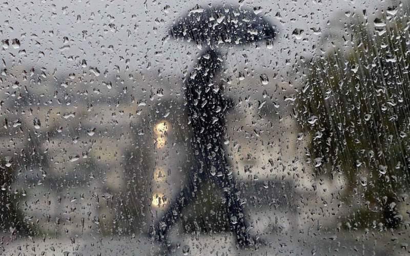 بارش برف و باران در ۲۵ استان طی دو روز آینده