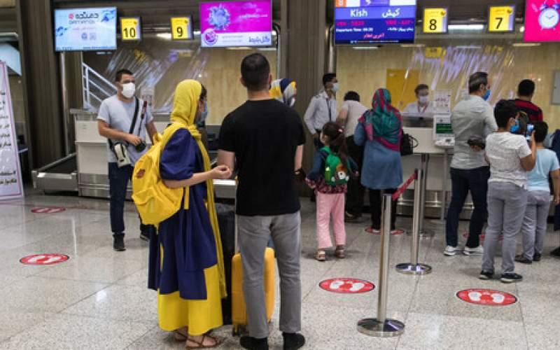 مسافران کرونایی جریمه میشوند؟