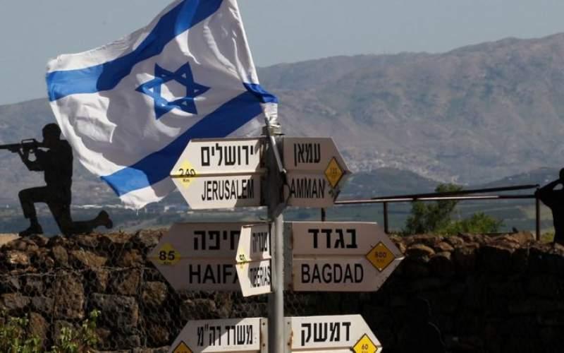 حمله هوایی اسرائیل به اهدافی در سوریه