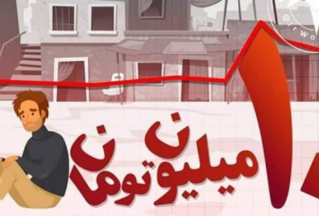 خط فقر در تهران ۱۰میلیون تومان شد