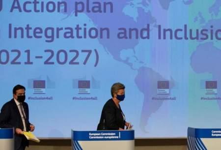 ۸ درصد شهروندان اروپامتولد قاره سبز نیستند