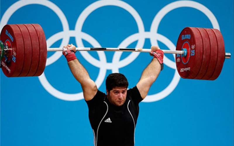 طلای المپیک پس از ۸ سال به ایران رسید!