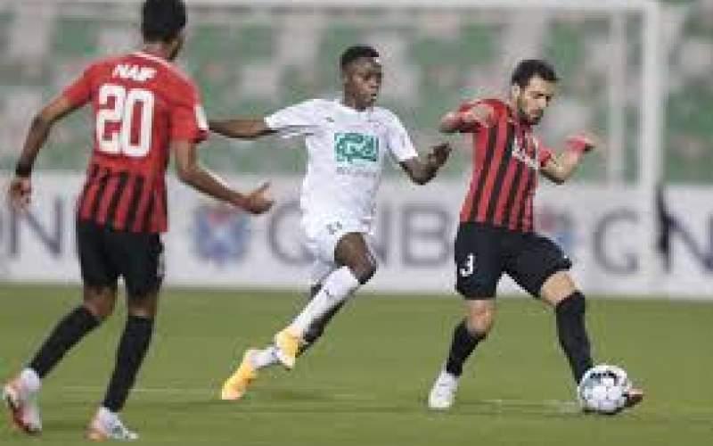 تساوی تیمهای ابراهیمی و شجاع در لیگ قطر