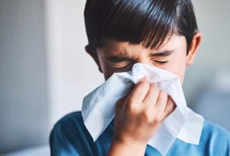 ابتلا به آنفلوآنزای فصلی مانع کرونا نمیشود