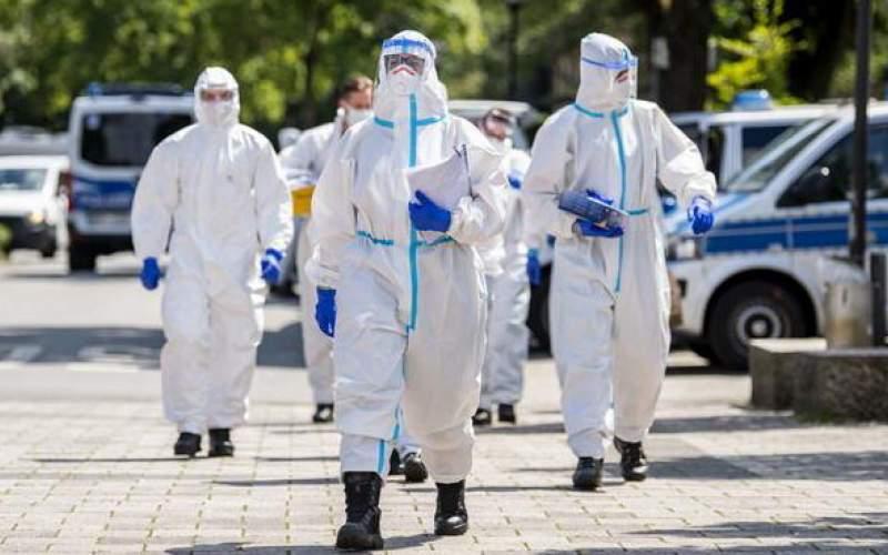 بیش از یک میلیون بیمار کرونایی در آلمان