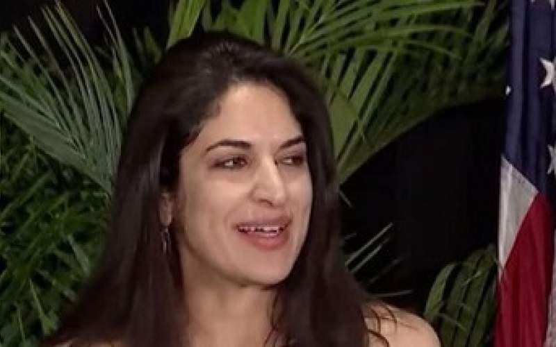 زن فلسطینی الاصل مشاور بایدن شد