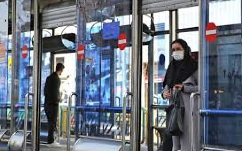 تغییر کانال آمار روزانه کرونا مثبتها در ایران