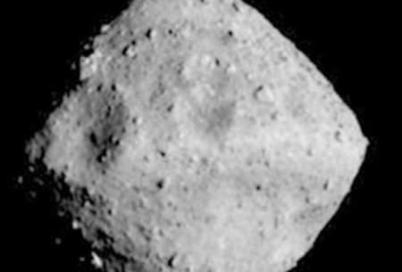 نمونهخاک یک سیارکهفته آینده بهزمین میرسد