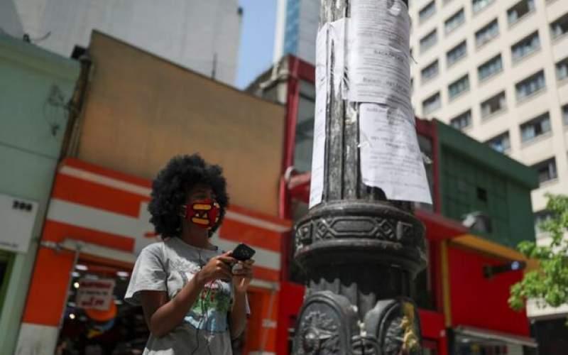 نرخ بیکاری برزیل رکوردی دو رقمی زد