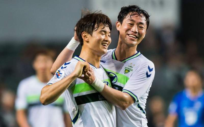 روز خوب نمایندههای چین درلیگ قهرمانان آسیا