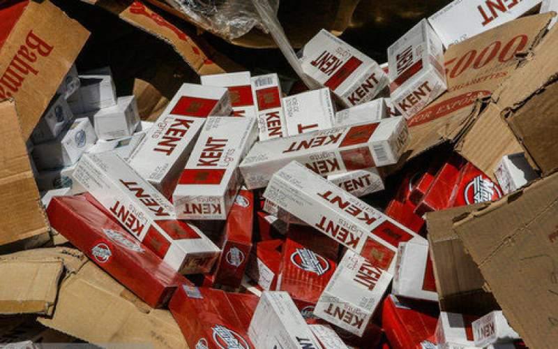 افزایش قاچاق سیگار تک رقمی شد