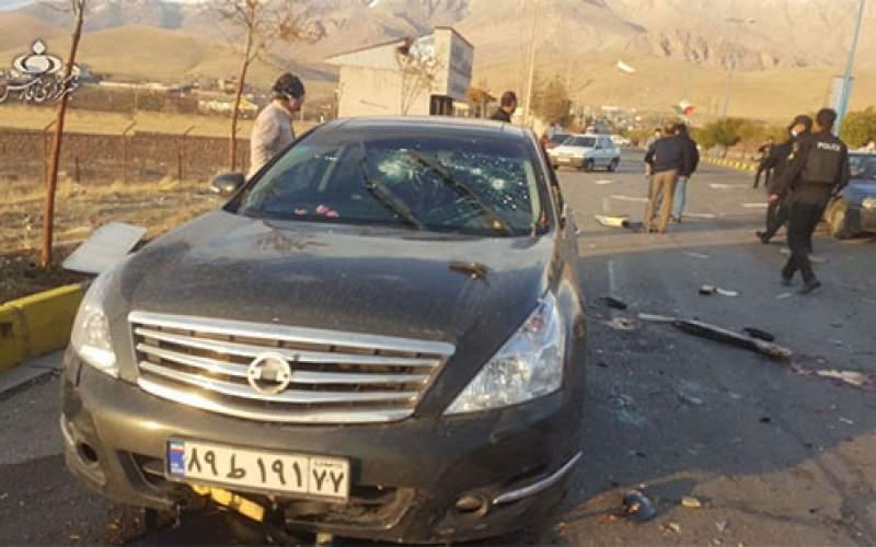 واکاوی صحنه ترور شهید فخریزاده