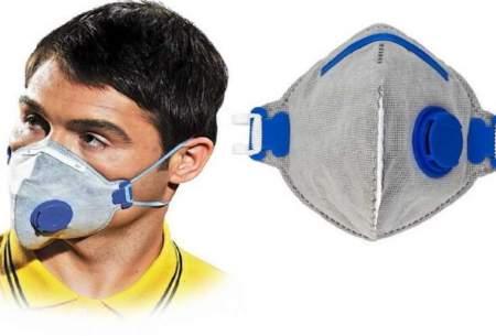قیمت انواع ماسک تنفسی در بازار چقدر است؟