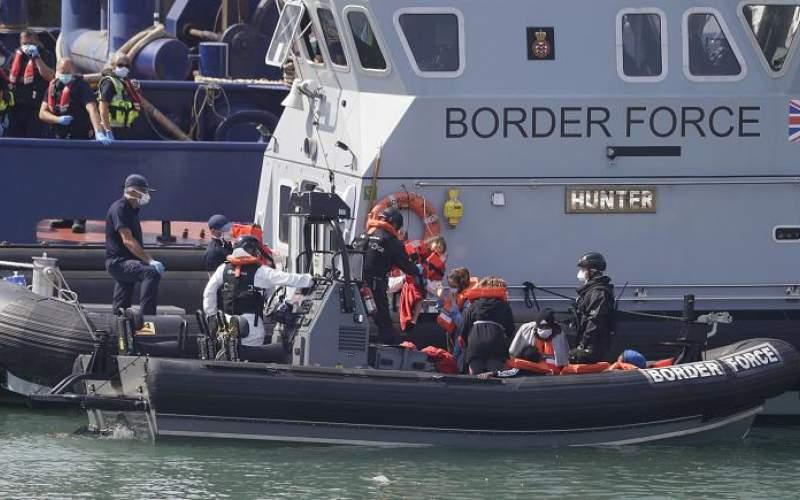 توقف کامل عبور مهاجران از کانال مانش