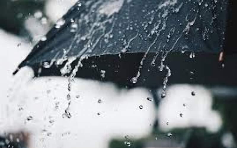۲۴ ساعت بارانی در اغلب مناطق کشور