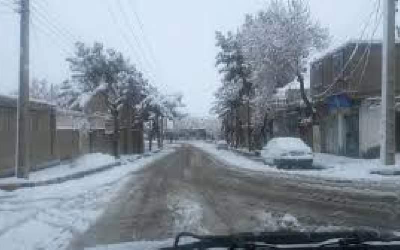 آمادهباش به ۱۷ استان در پی بارش برف و باران