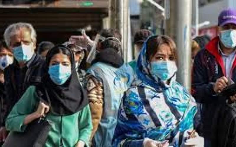 علت پیوستگی موج های کرونا در ایران