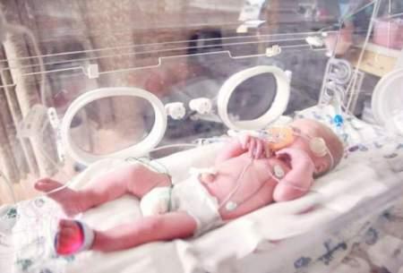 تنها نوزاد بوشهری که ۹۹/۹/۹ متولد شد!