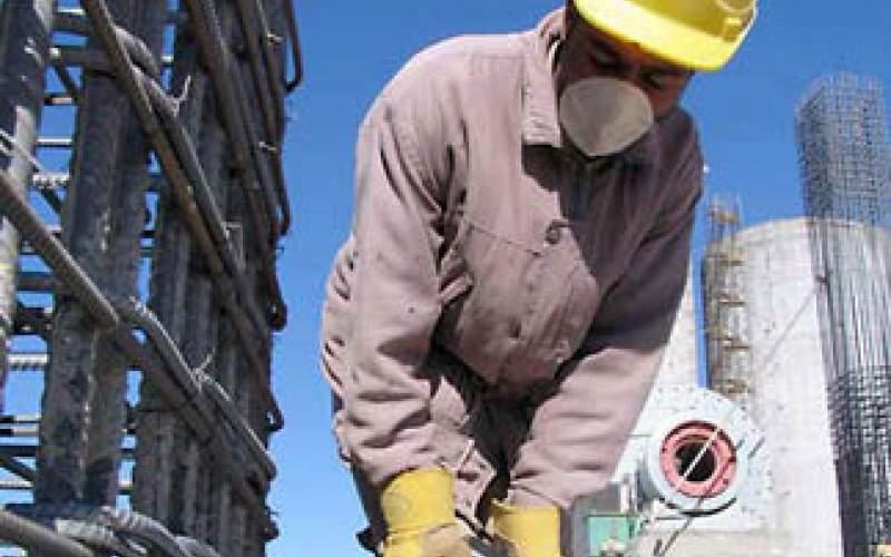 ویروس کرونا در کمینِ کارگرانِ ساختمانی