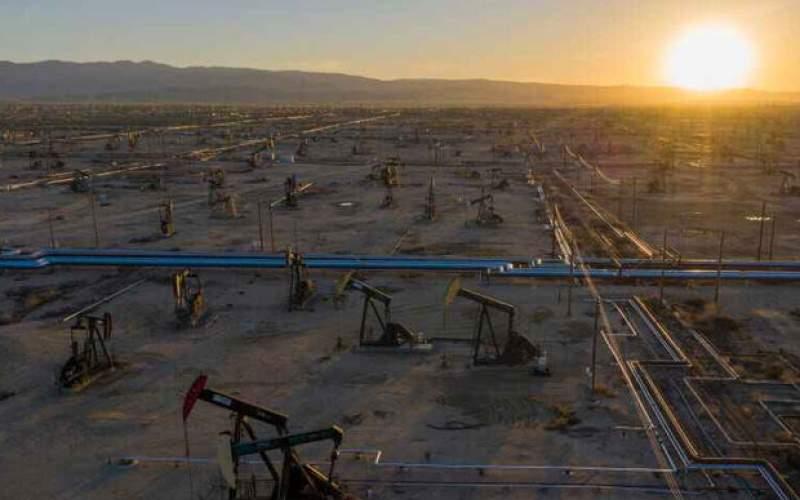 افت یک درصدی قیمت نفت خام