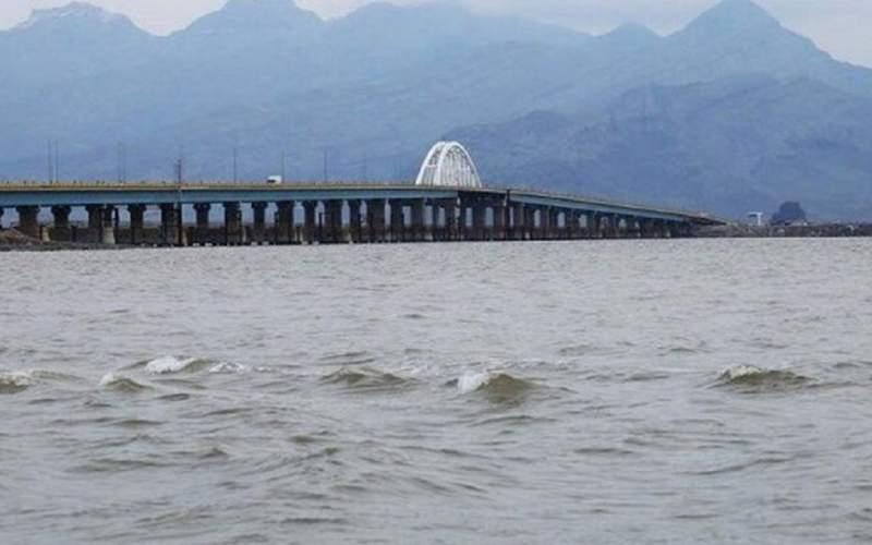 افزایش ۴ سانتی متری تراز آبی دریاچه ارومیه
