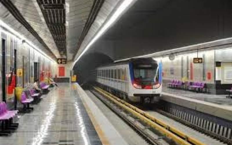 خودکشی مرد ۶۰ساله در متروی تهران