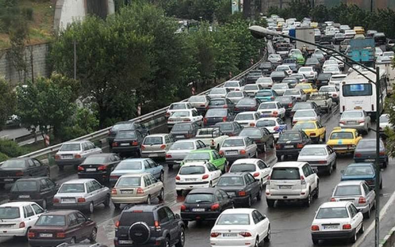 کدام معابر تهران بیشترین ترافیک را دارد؟