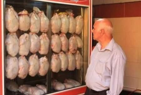 قیمت مرغ در بازار آزاد اعلام نمیشود
