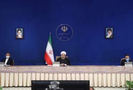 روحانی: دولت مصوبه مجلس را مضر میداند