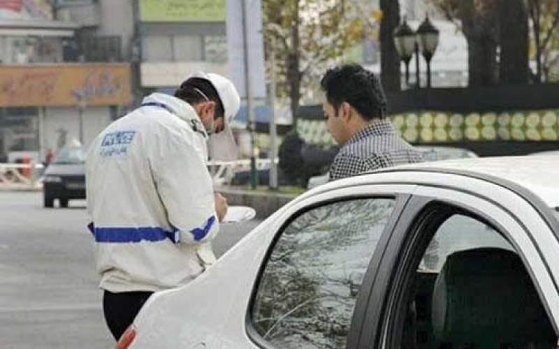 افزایش تعرفه جرایم رانندگی در سال ۱۴۰۰
