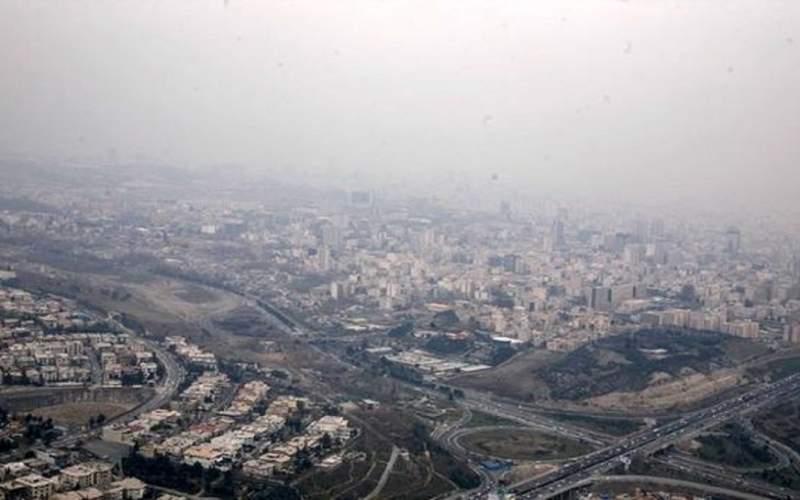 تداوم هوای ناسالم در پایتخت