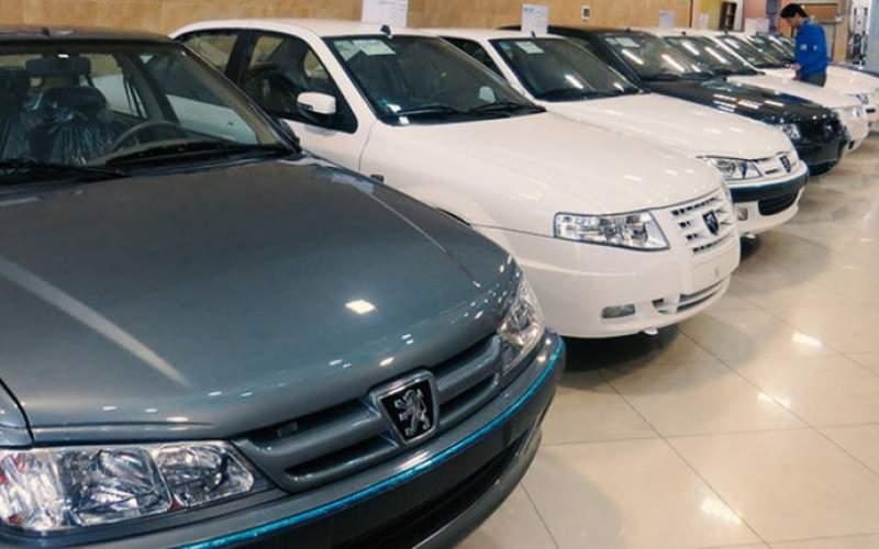 افزایش۲ تا ۳۵میلیونی قیمت خودروهای داخلی