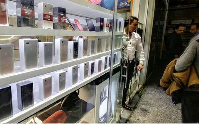 ریزش قیمت ها در راه بازار موبایل