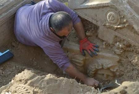کشف یک تابوت نادر در ترکیه