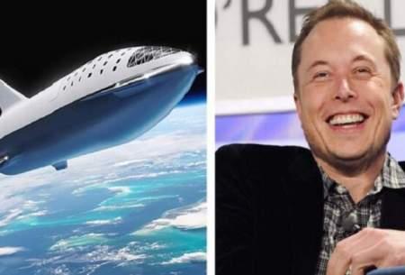 ایلان ماسک: تا ۲۰۲۶به مریخ فضانورد میفرستم