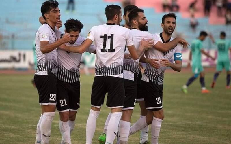 شاهین بوشهر اولین پیروزیاش را دشت کرد