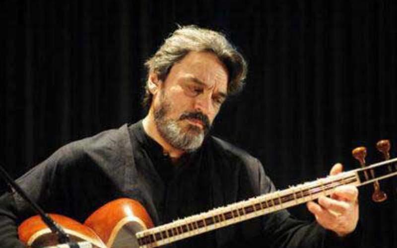 حسین علیزاده با گروه رامبرانت تریو همکاری کرد
