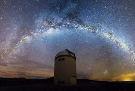 تهیه دقیقترین نقشه از کهکشان راه شیری