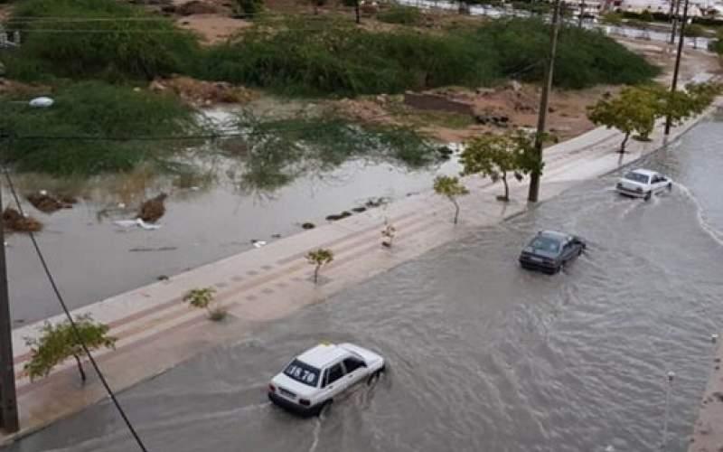 سیل در بوشهر جان دو نفر را گرفت