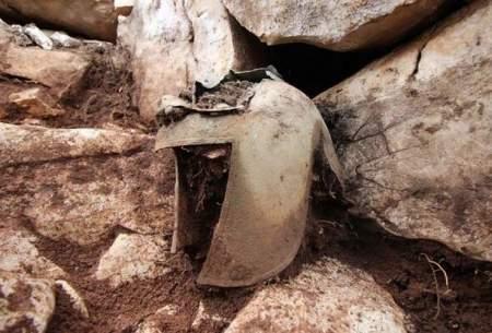 کشف کلاهخود نادر تاریخی در کرواسی