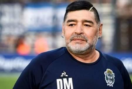هزینههای عجیب و غریب زندگی مارادونا