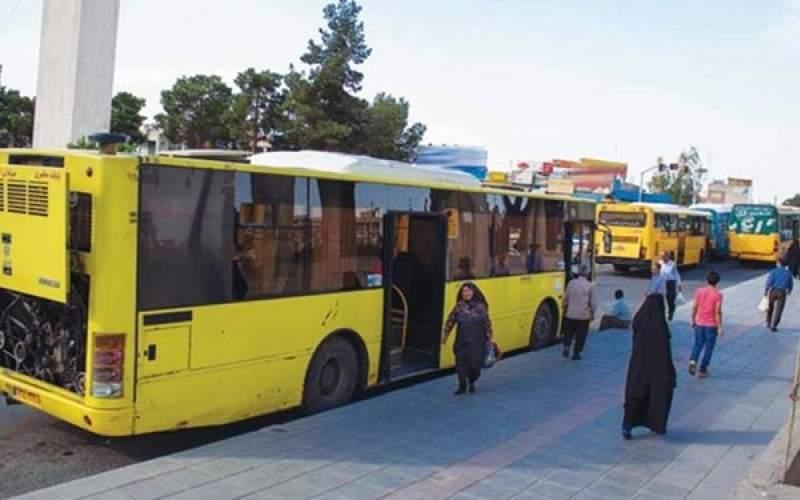 آمار مسافران اتوبوس در شرایط نارنجی پایتخت