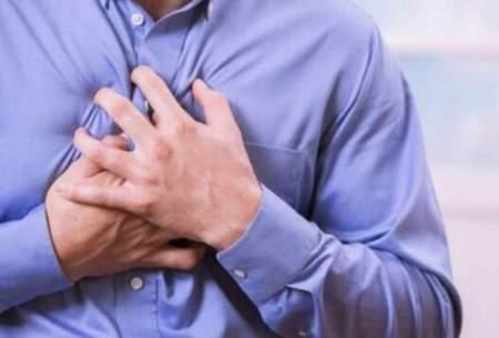 بیماریهای قلبی عامل ۴۰ درصد مرگ و میرها